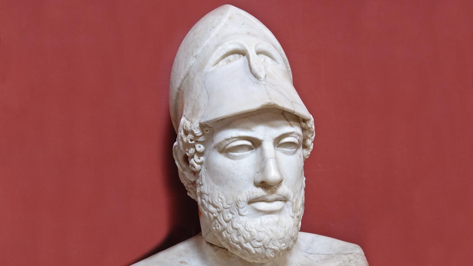 Pericles, el primer abogado del mundo
