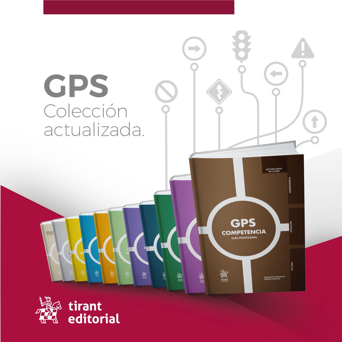 Coleccion GPS TIRANT