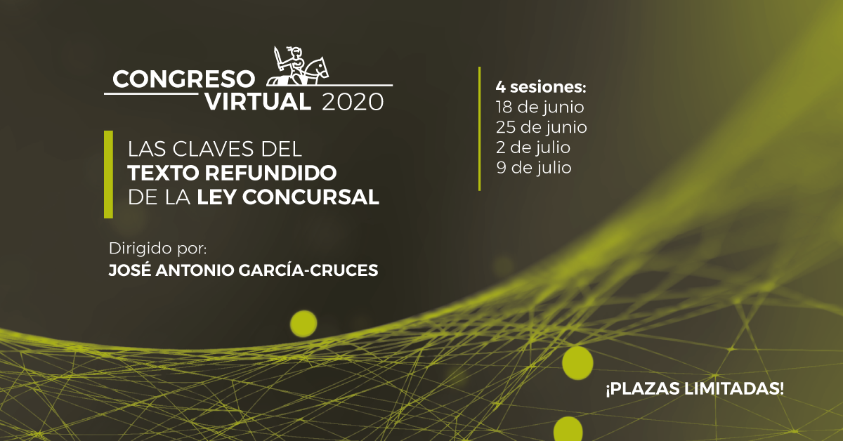 Congreso Virtual 2020 Texto Refundido