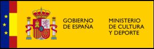 Logotipo del Ministerio de Cultura y Deporte