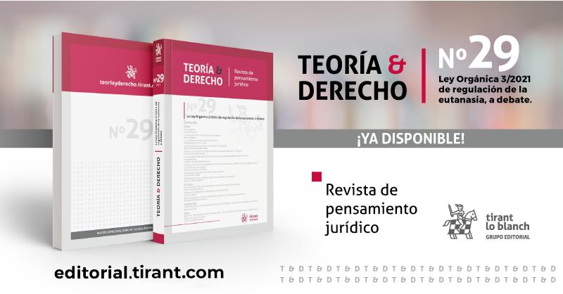 Teoría & Derecho. Revista de Pensamiento Jurídico
